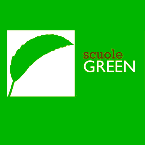 logo scuole green up