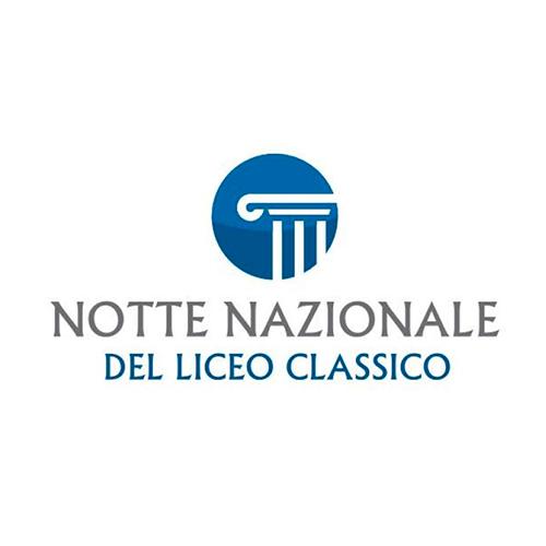 Logo Notte Nazionale del Liceo Classico square