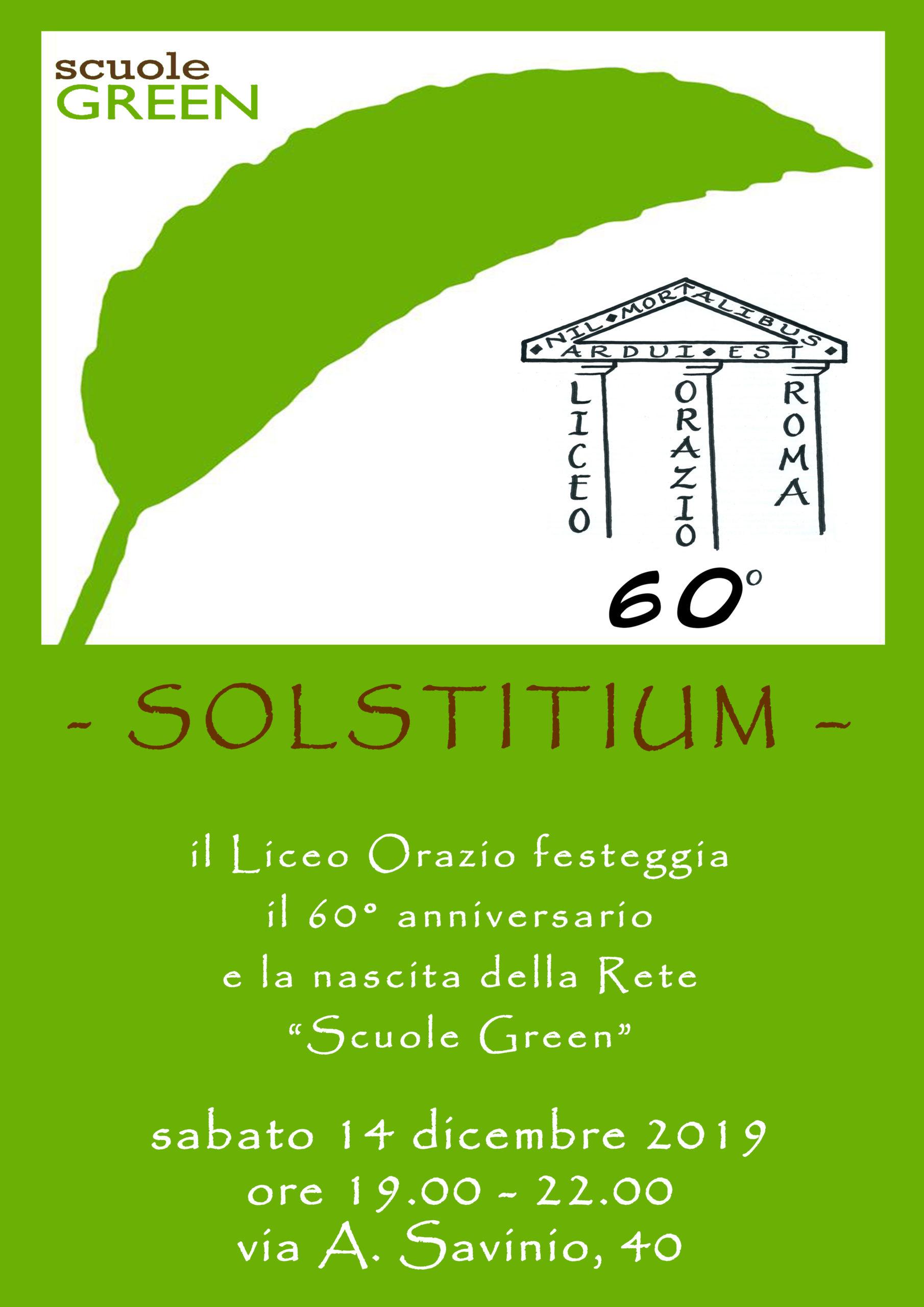 Locandina SOLSTITIUM 2019