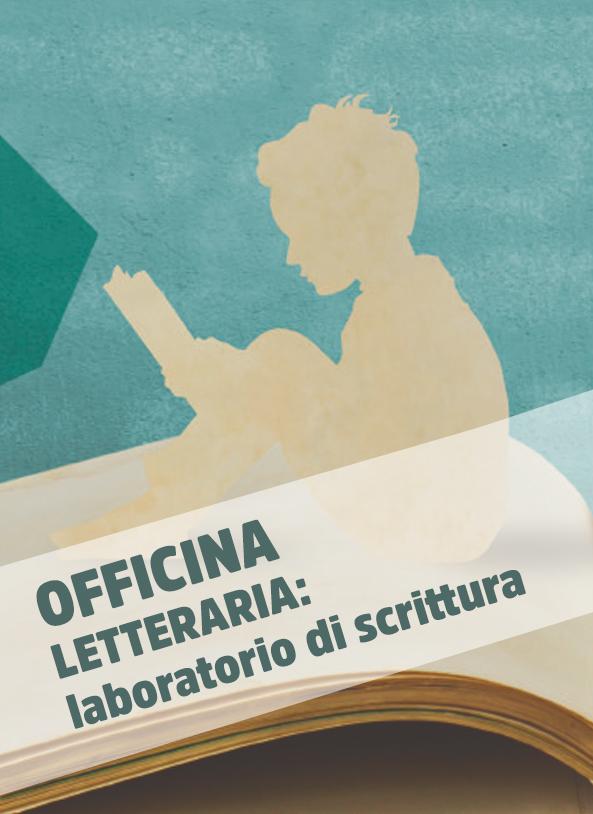 officina letteraria laboratorio di scrittura