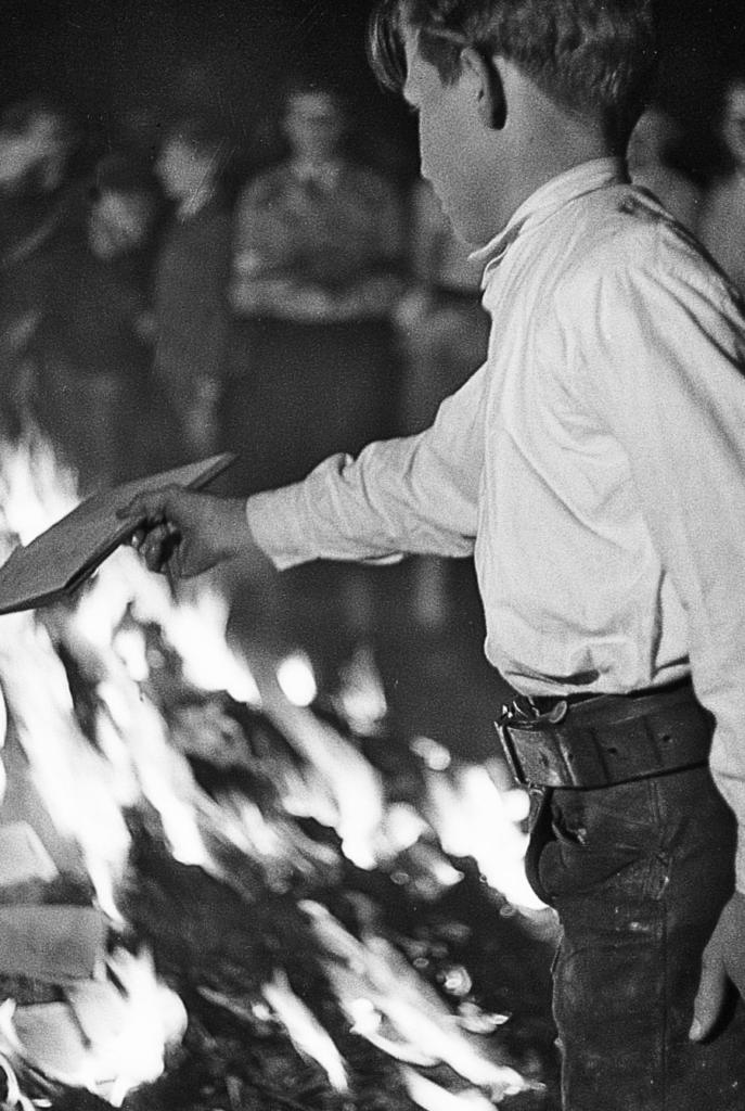 rogo dei libri di berlino 10 maggio 1933 cop