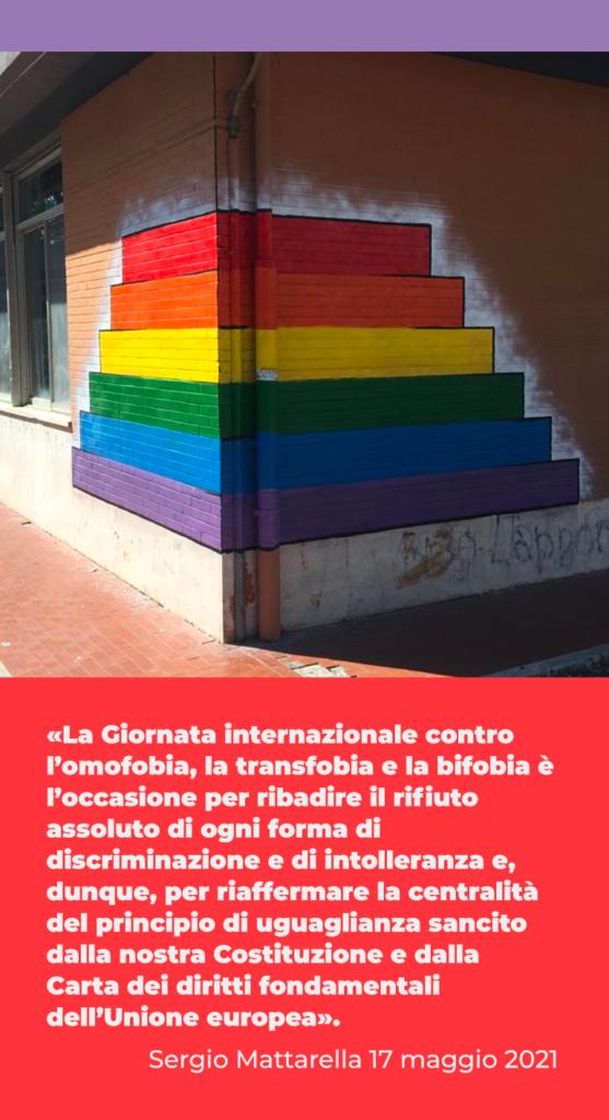 giornata mondiale contro omofobia liceo orazio