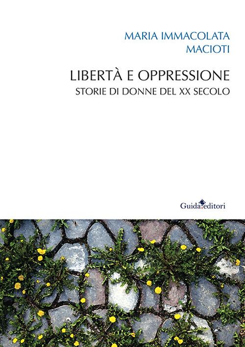 liberta e oppressione copertina