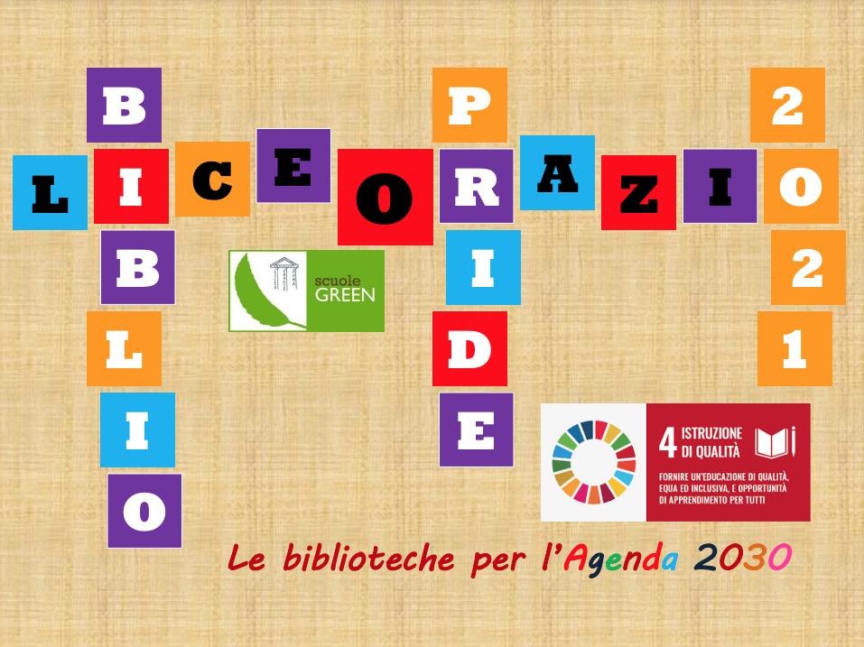 Bibliopride 2020-2021 intervento del Liceo Orazio